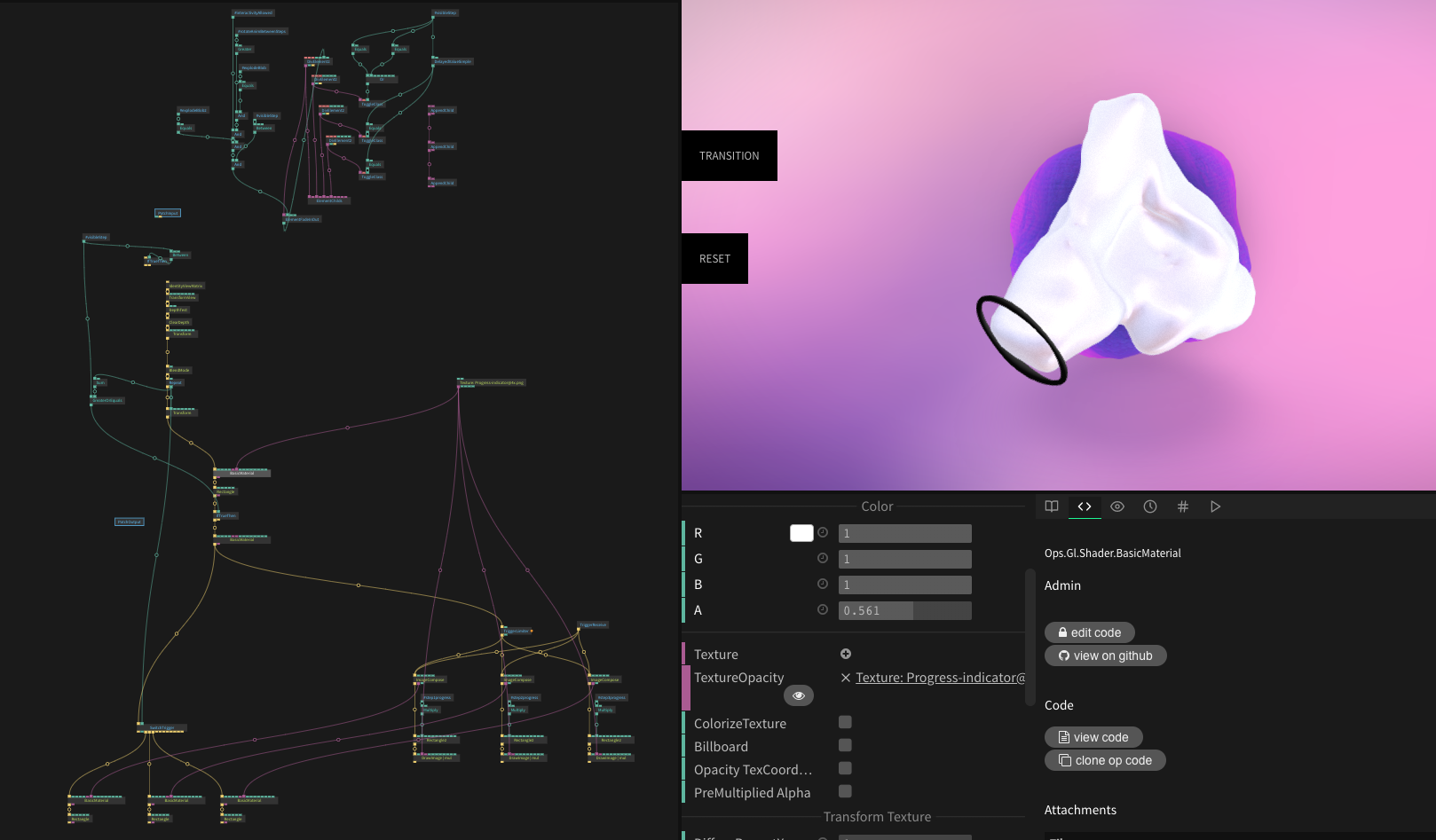 screenshot: cables for Designers